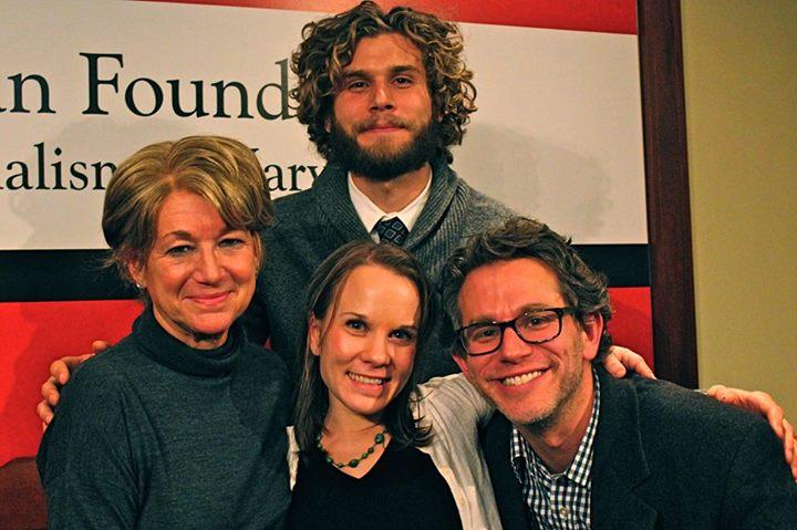 Nieman Foundation Screening with Juli Windsor