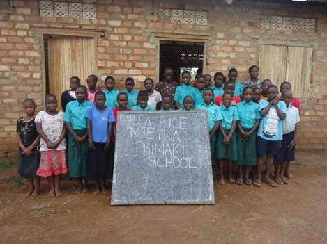 Beatrice Mtetwa PRimary School